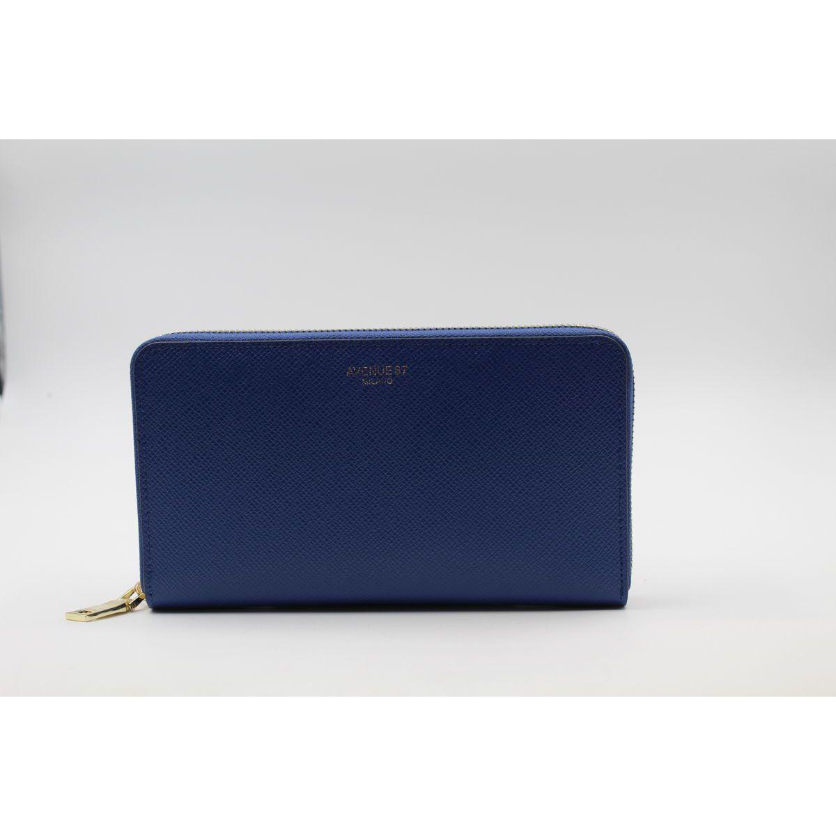 Woman wallet Light blue Avenue 67
