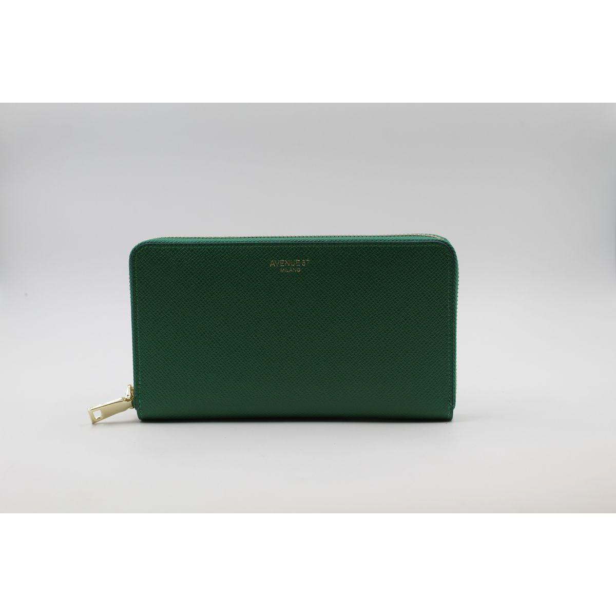 Woman wallet Green Avenue 67
