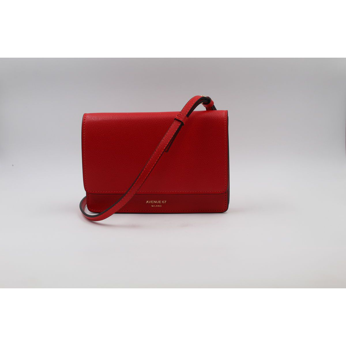 Bag leather Red Avenue 67