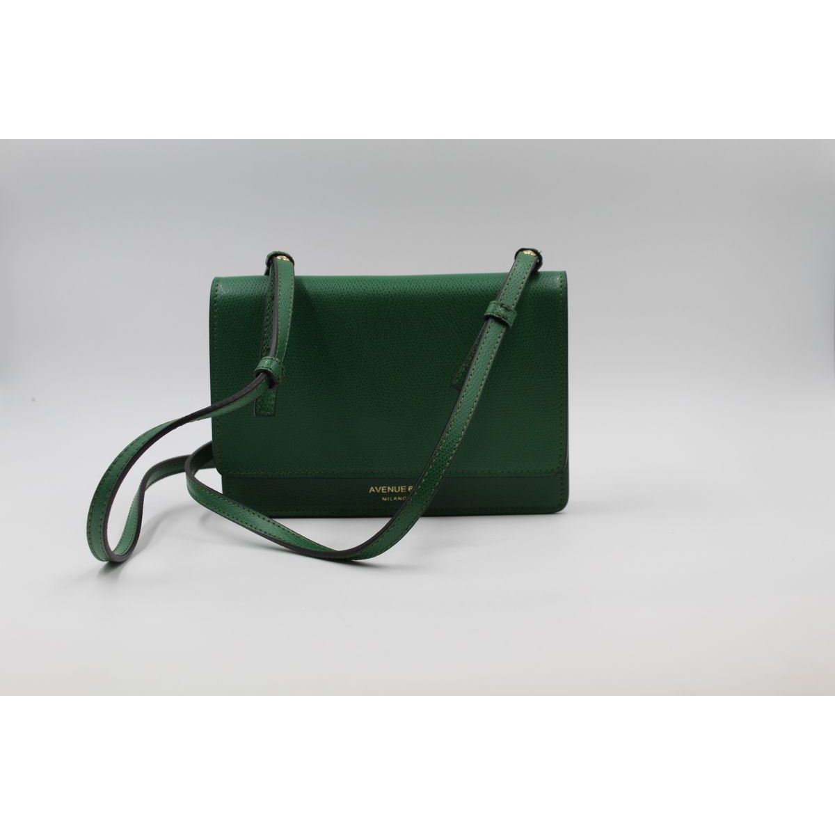 Bag leather Green Avenue 67