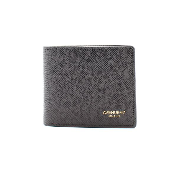 Men's wallets Black Avenue 67