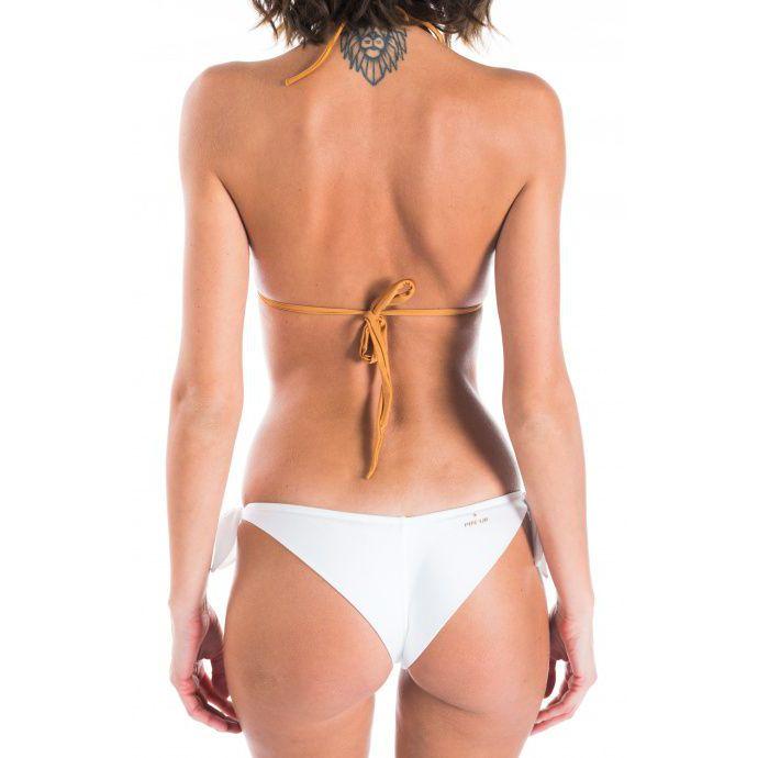 Lase bikini White Pin Up