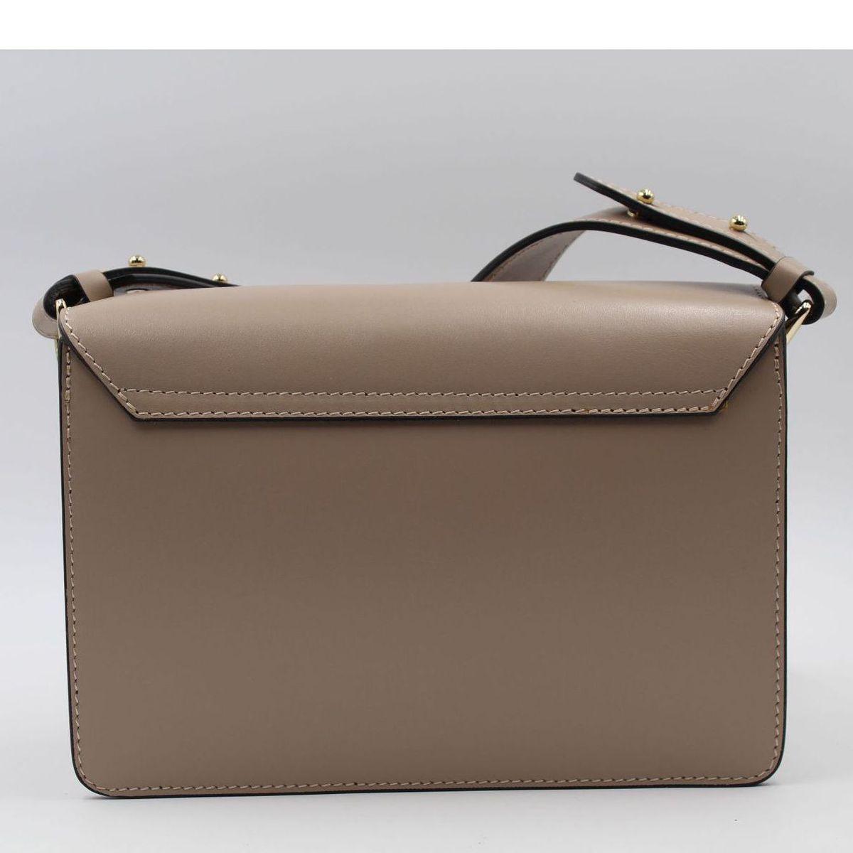 Kim leather bag Beige Avenue 67