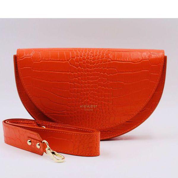 2. Luna bag Orange Avenue 67