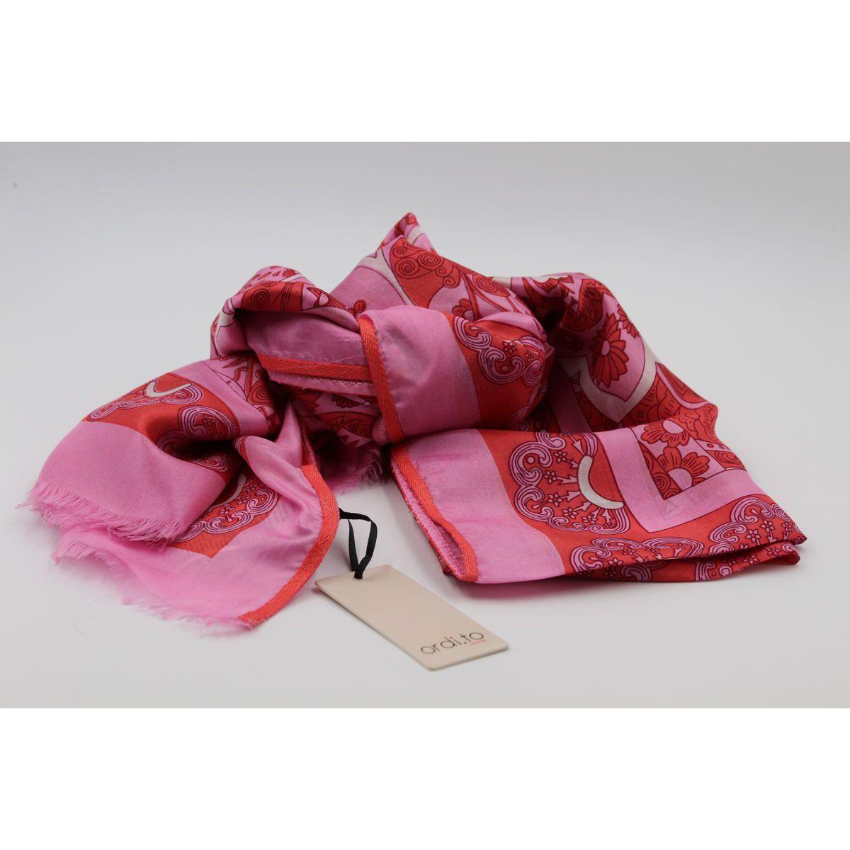 Bellini scarf Fucsia Ordi.to
