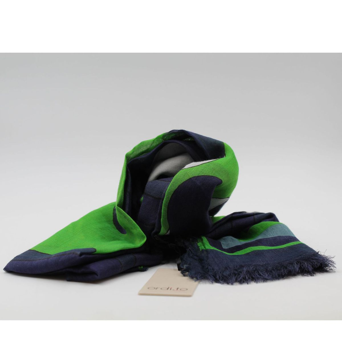 Dry scarf Green Ordi.to