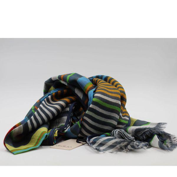 Caipirinha scarf Bleu Ordi.to