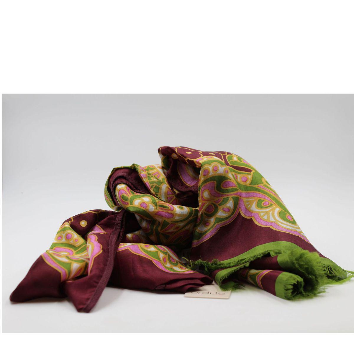 Rossini scarf Plum Ordi.to