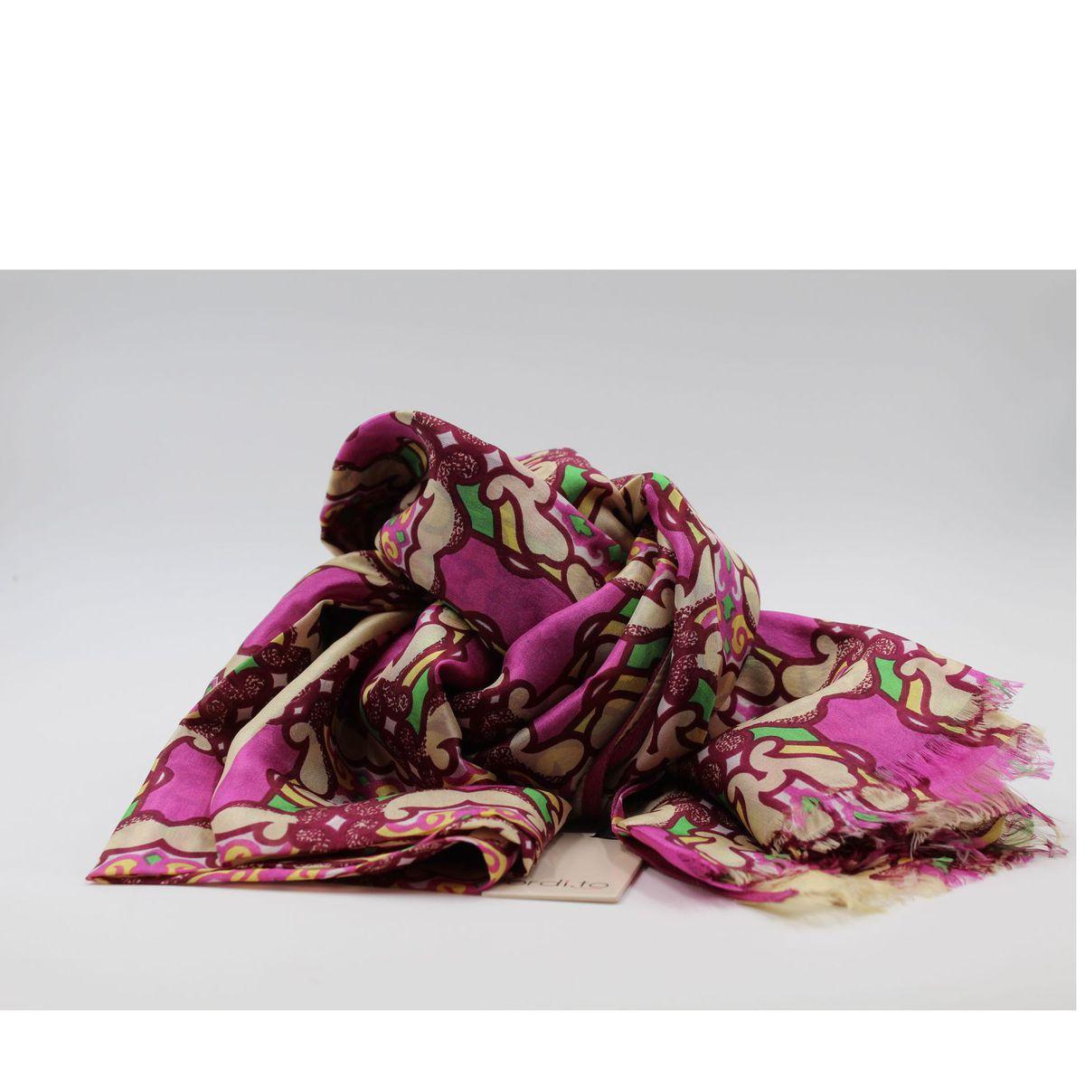 Clover scarf Fantasy 3 Ordi.to