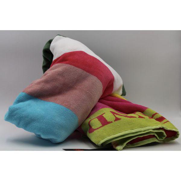 Multicolor towel Multicolor Sundek