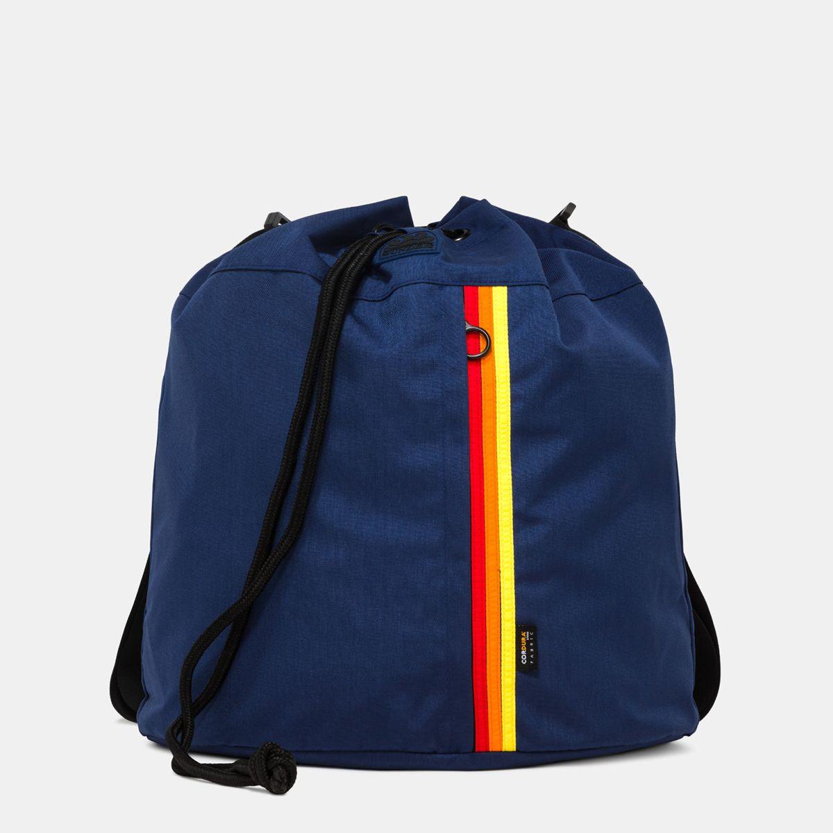 Cordura bag backpack Navy Sundek