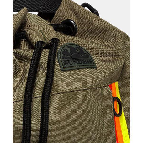 4. Cordura bag backpack Dark ar.green Sundek
