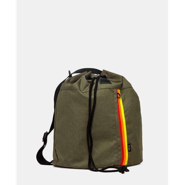 3. Cordura bag backpack Dark ar.green Sundek