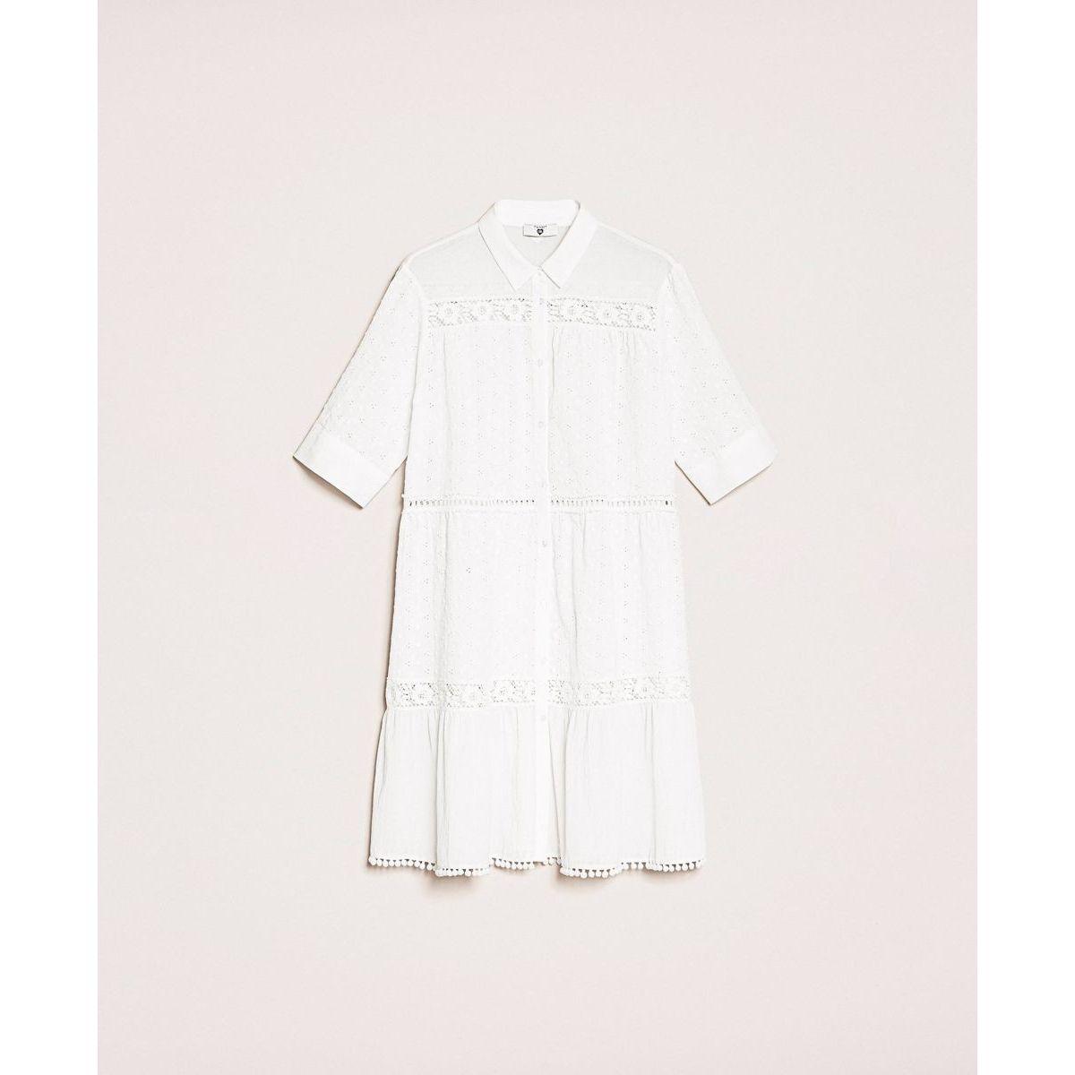 Shirt dress White Twin Set