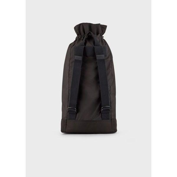 3. Nylon bag Black Emporio Armani