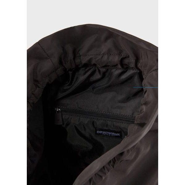 4. Nylon bag Black Emporio Armani
