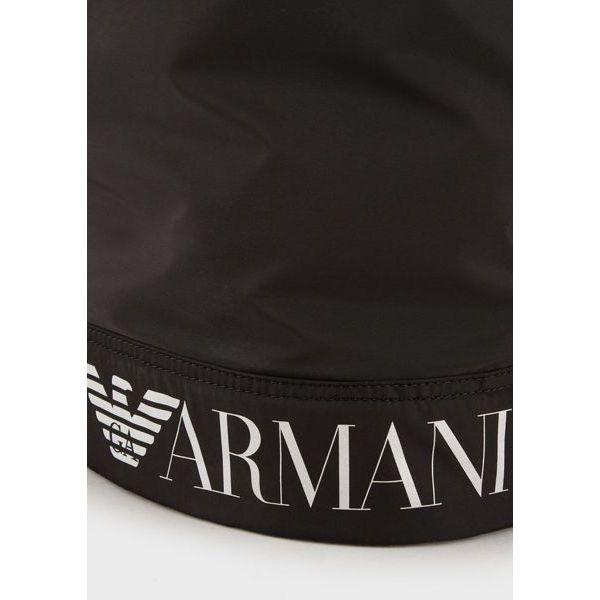5. Nylon bag Black Emporio Armani