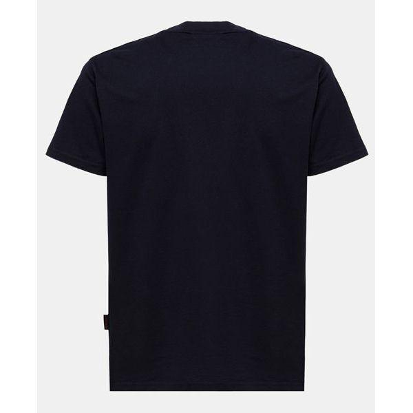 3. Fish t-shirt Blue Sundek