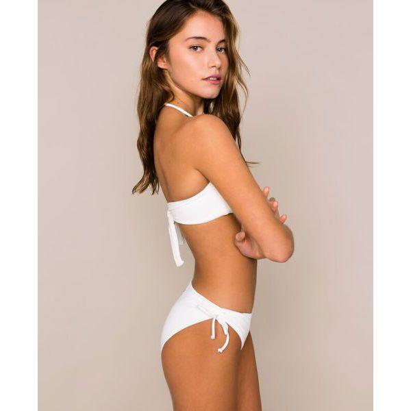 3. Paillettes bikini Ivory Twin Set