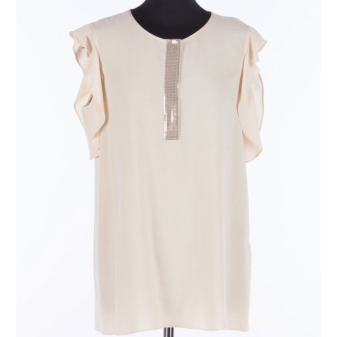 Volants blouse Face powder Twin Set