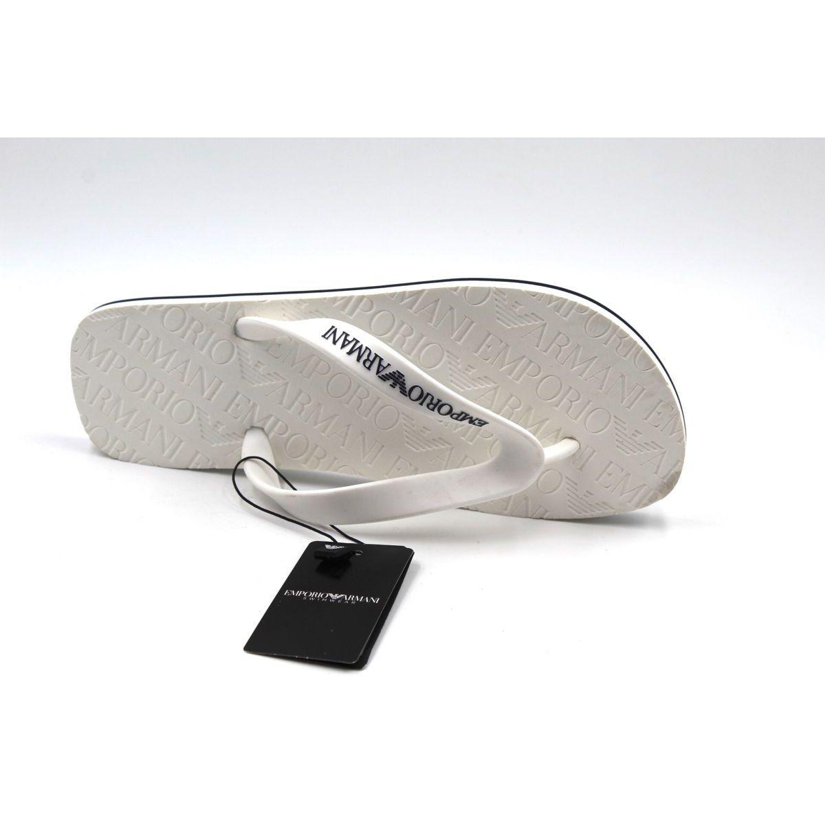 Flip flop Ivory Emporio Armani