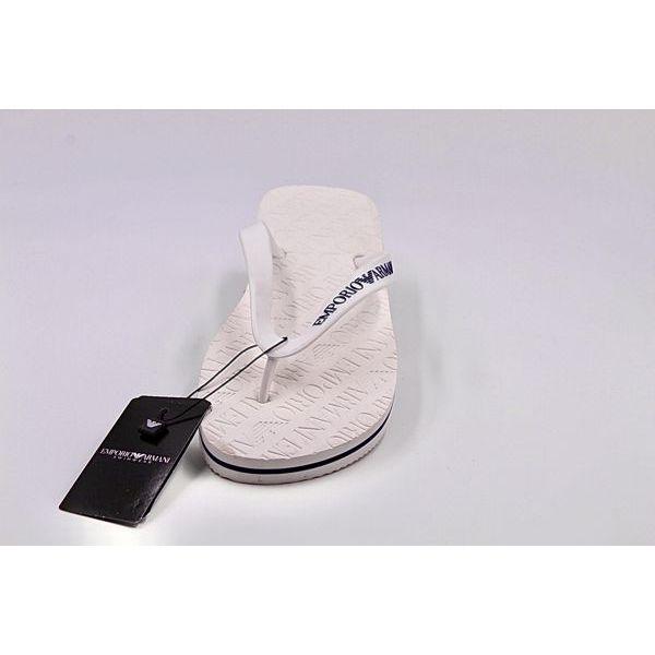 2. Flip flop Ivory Emporio Armani