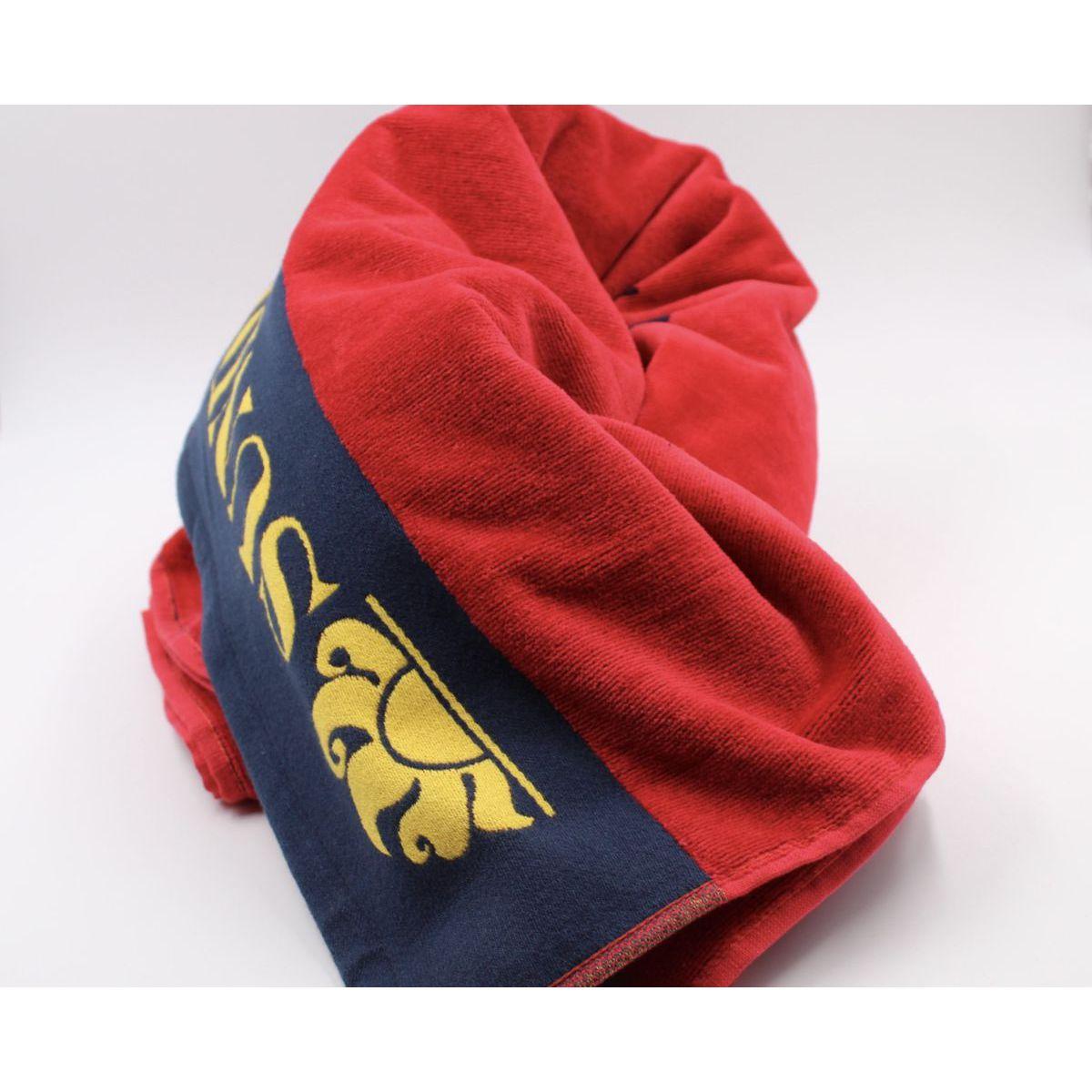 Red towel Red Sundek