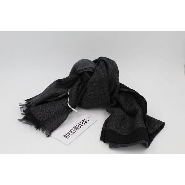 Nuanced scarf Black Bikkembergs