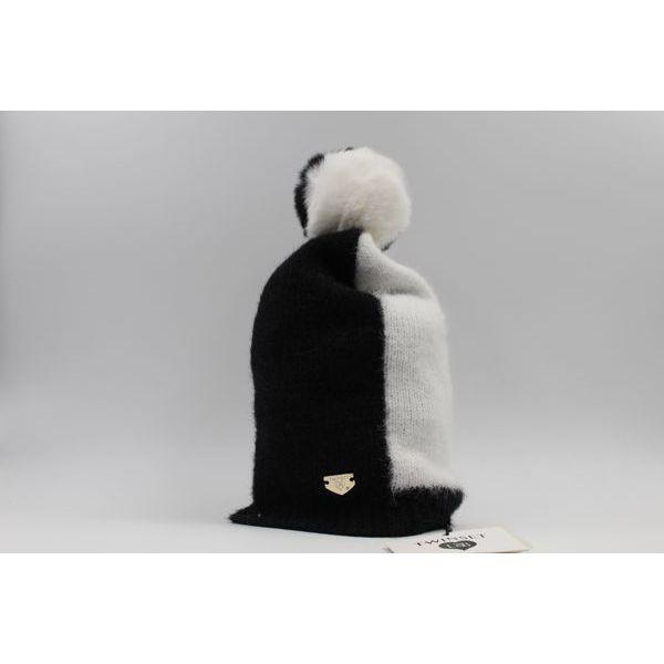 Pon pon hat Black Twin Set