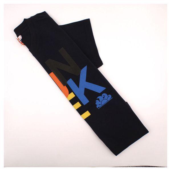 2. Sun colors t-shirt Navy Sundek
