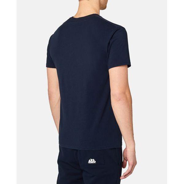 4. Sun colors t-shirt Navy Sundek