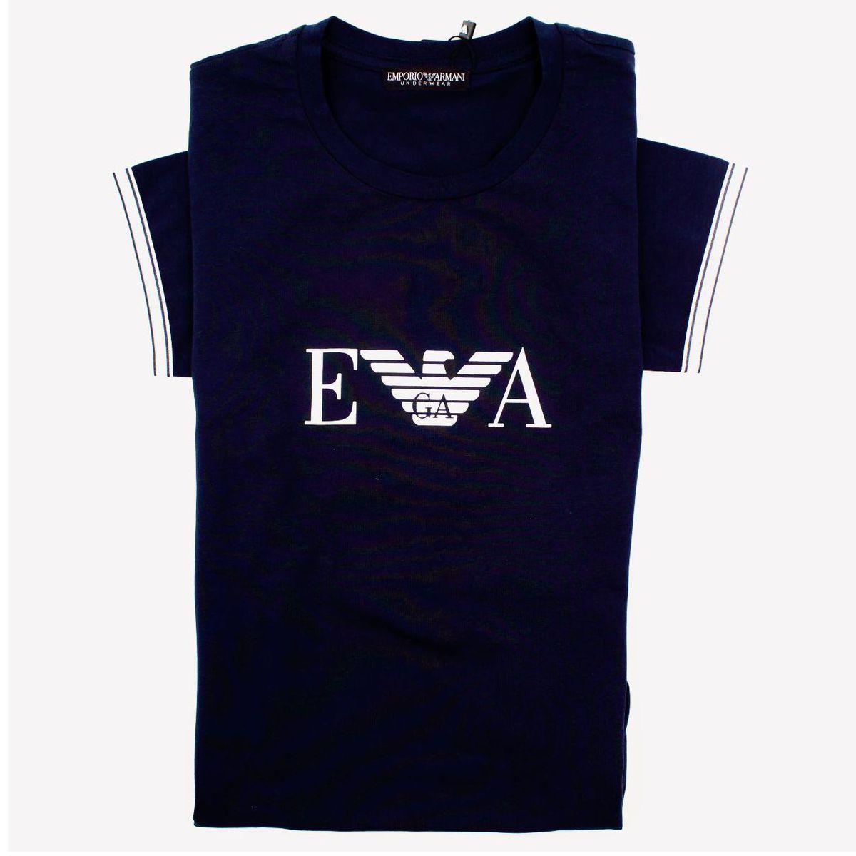 1. G.a. T-shirt Blue Emporio Armani