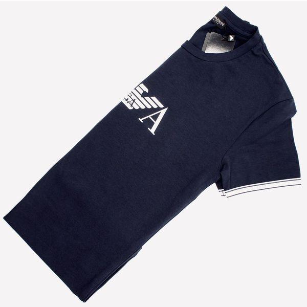 2. G.a. T-shirt Blue Emporio Armani