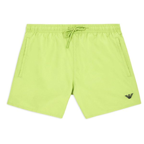 1. Mini logo shorts Green Emporio Armani