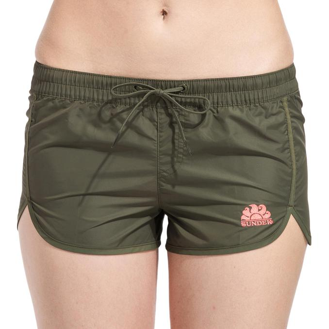 BEACH SHORT JULIA MEDIUM Dark ar.green Sundek