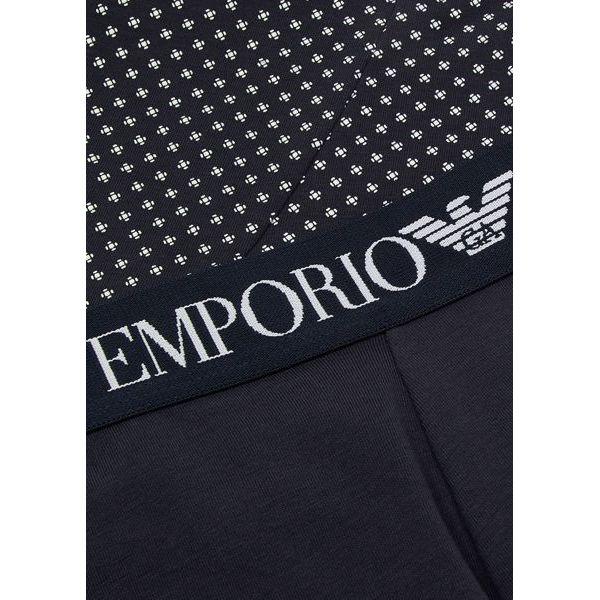 4. Underwear boxer Blue Emporio Armani
