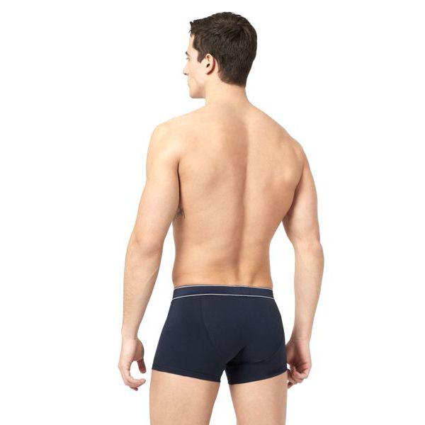 2. Bipack shorts Blue Emporio Armani