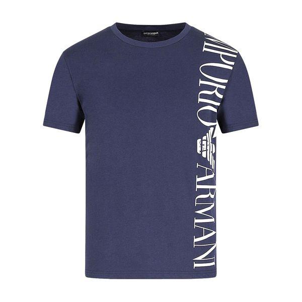 1. Maxi logo t-shirt Blue Emporio Armani