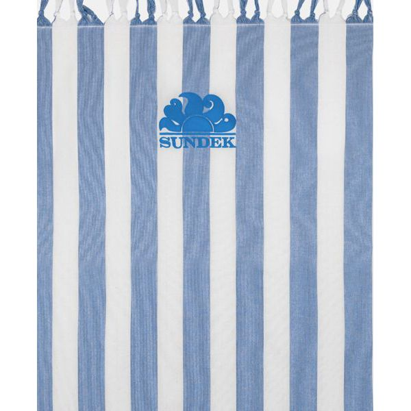4. Pareo boulders cloth Blue Sundek