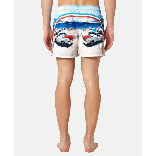 2. Malibú Pier shorts Fantasy Sundek